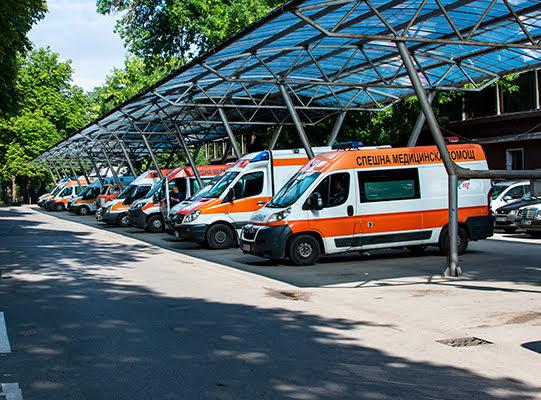 Пак спряха търга за линейките