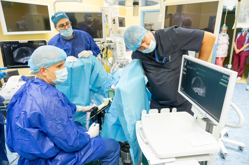 Откриват рак на простатата с 3D