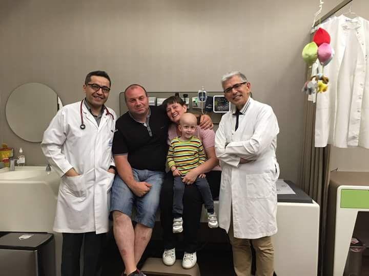 Детски топ онколог преглежда безплатно
