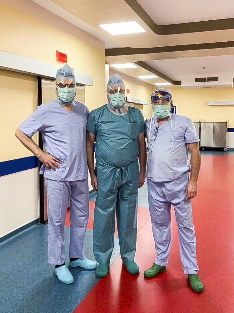Немско светило оперира в болница Тракия