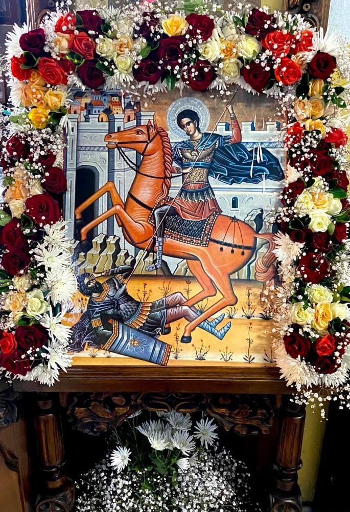 Почитаме Св. Димитър