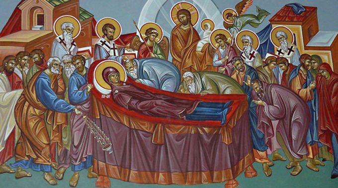Почитаме Голяма Богородица