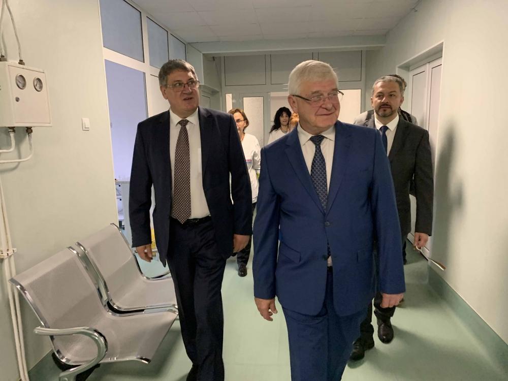 Ананиев откри детско отделение в Севлиево