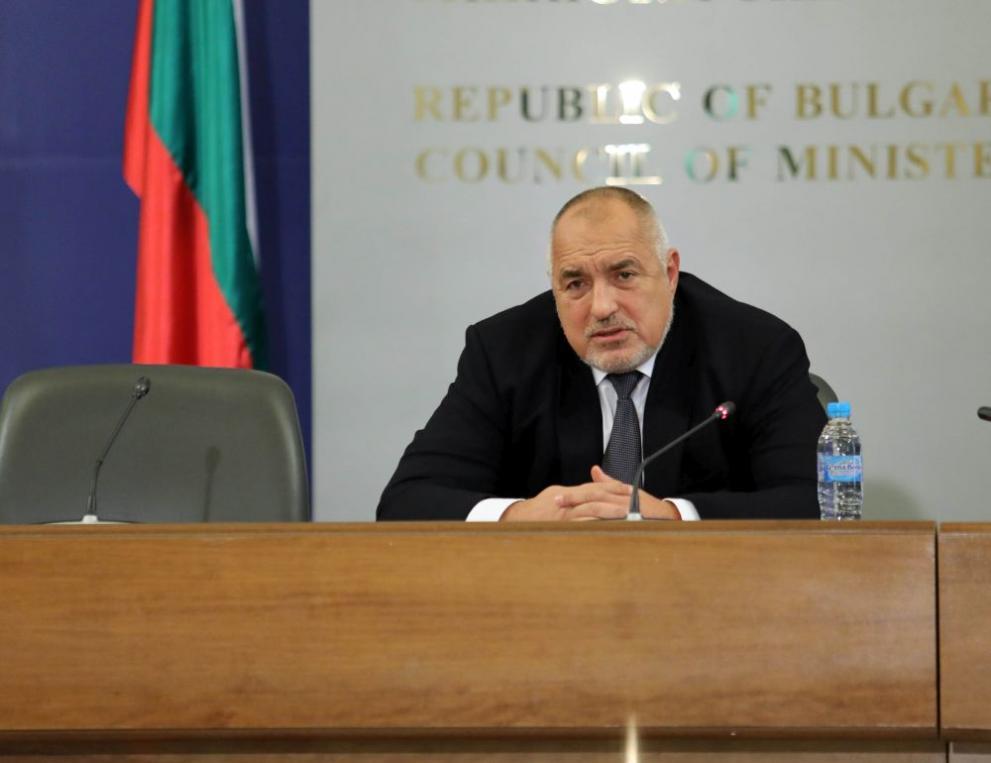Борисов: За всичко друго имам воля, но храмовете не мога да затворя