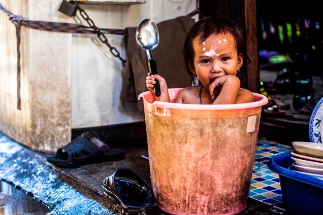 Мръсотия убива 1,7 млн. деца