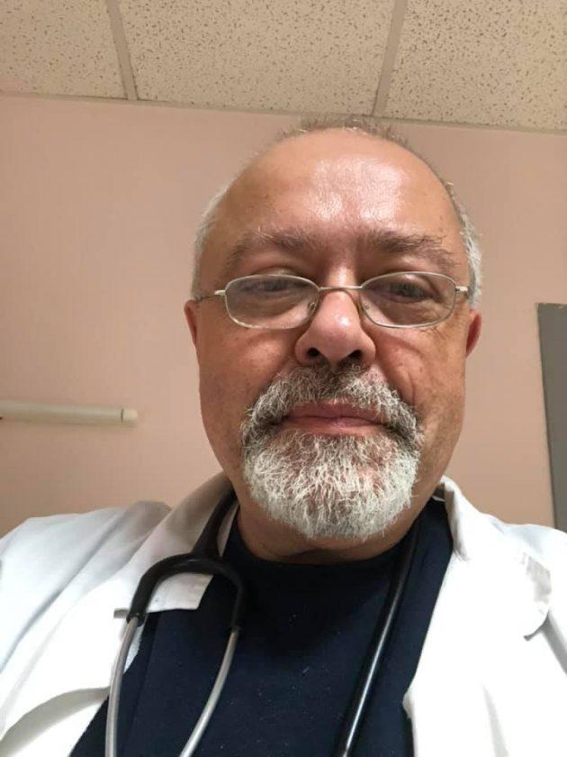 Лекар продава наградата си заради КОВИД