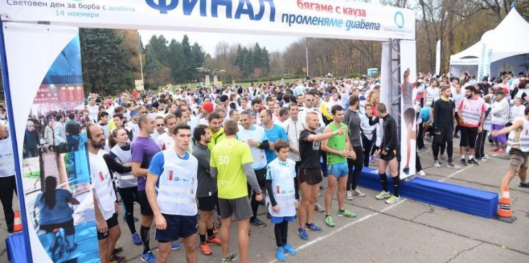 """""""Променяме диабета"""" в Пловдив"""
