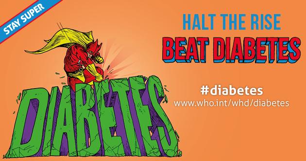 Победете диабета
