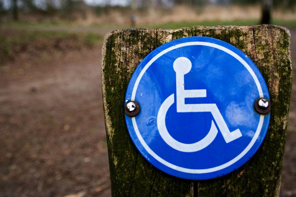 Хората с увреждания излизат на протест