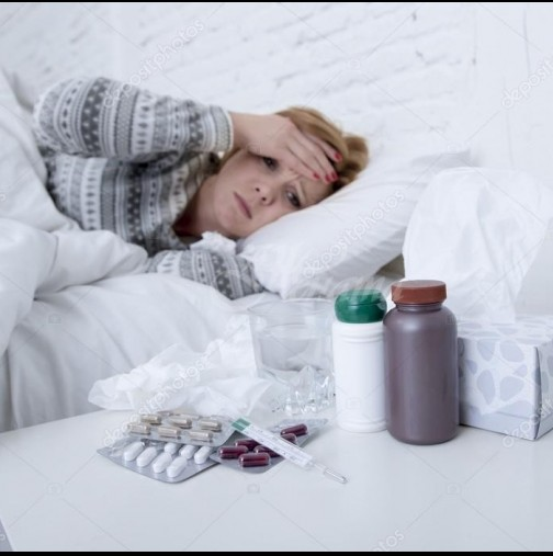 Падна грипната епидемия в 4 области