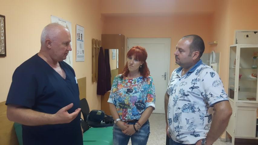 Спасиха 11-годишно момиче в УМБАЛ Бургас