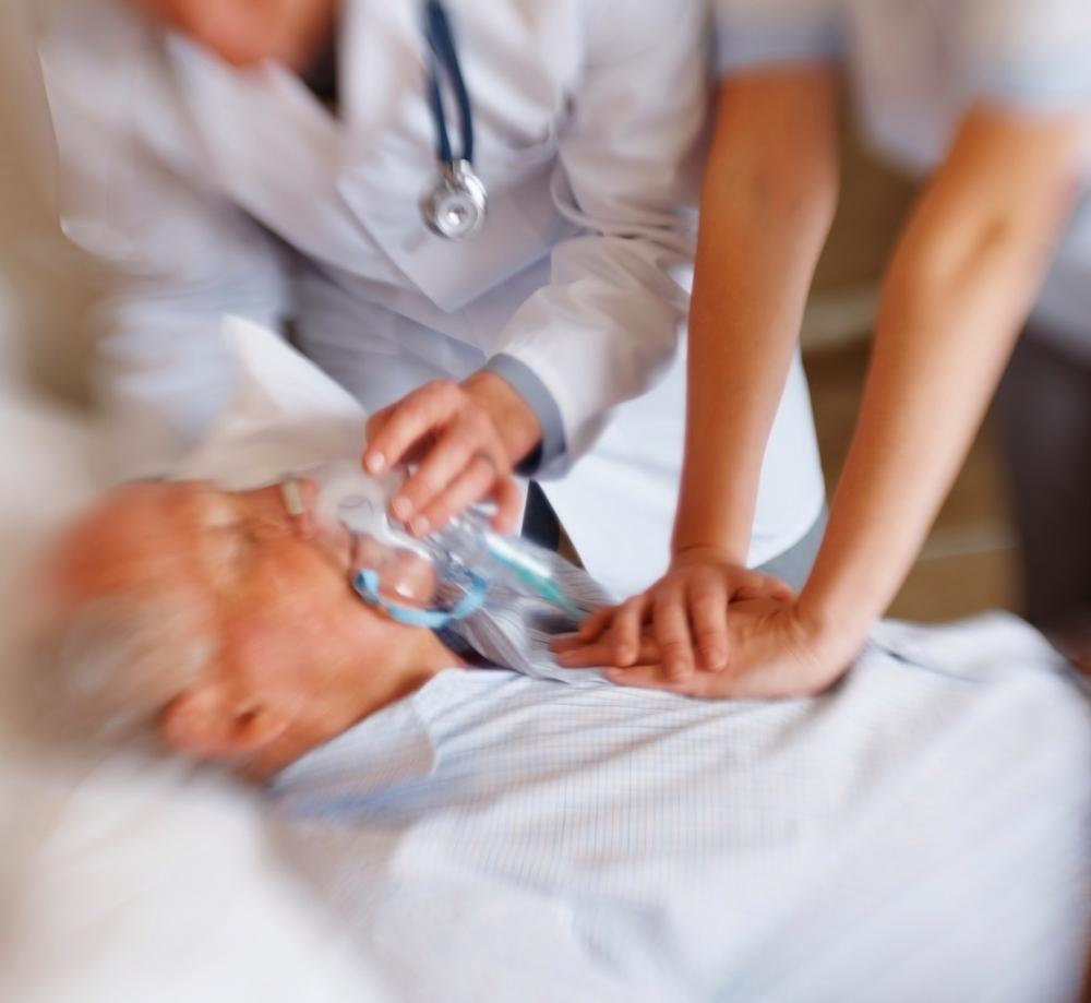 10 % от приетите с инфаркт умират