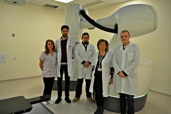 В Пловдив лекуват рак на гръбначния стълб