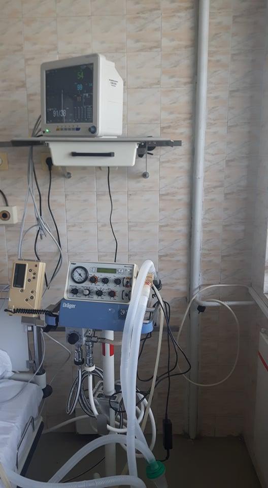Нова апаратура за реанимация на УМБАЛ Бургас