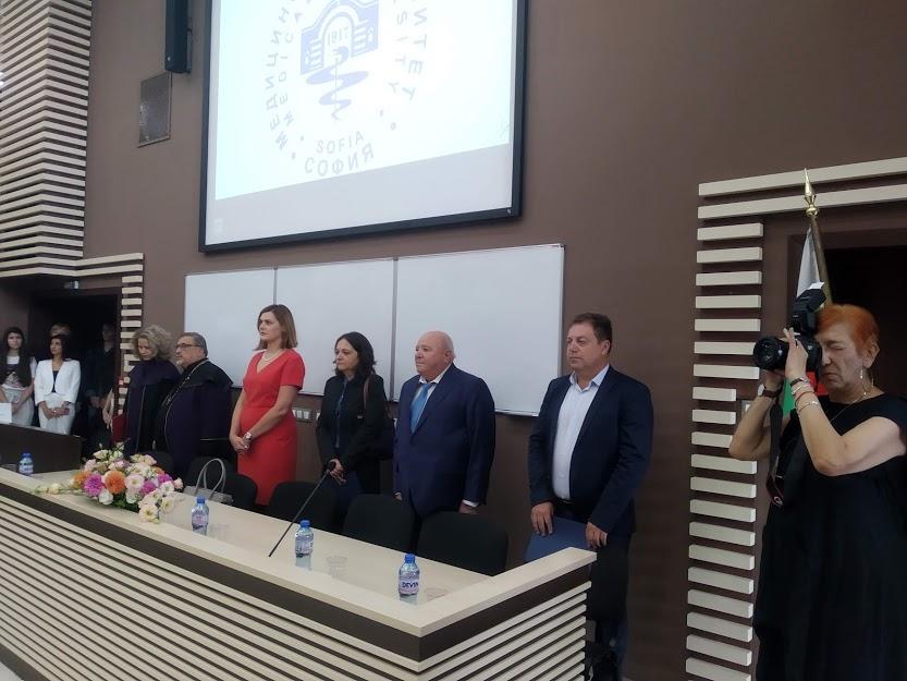 МУ-София прие 662 нови чужди студенти