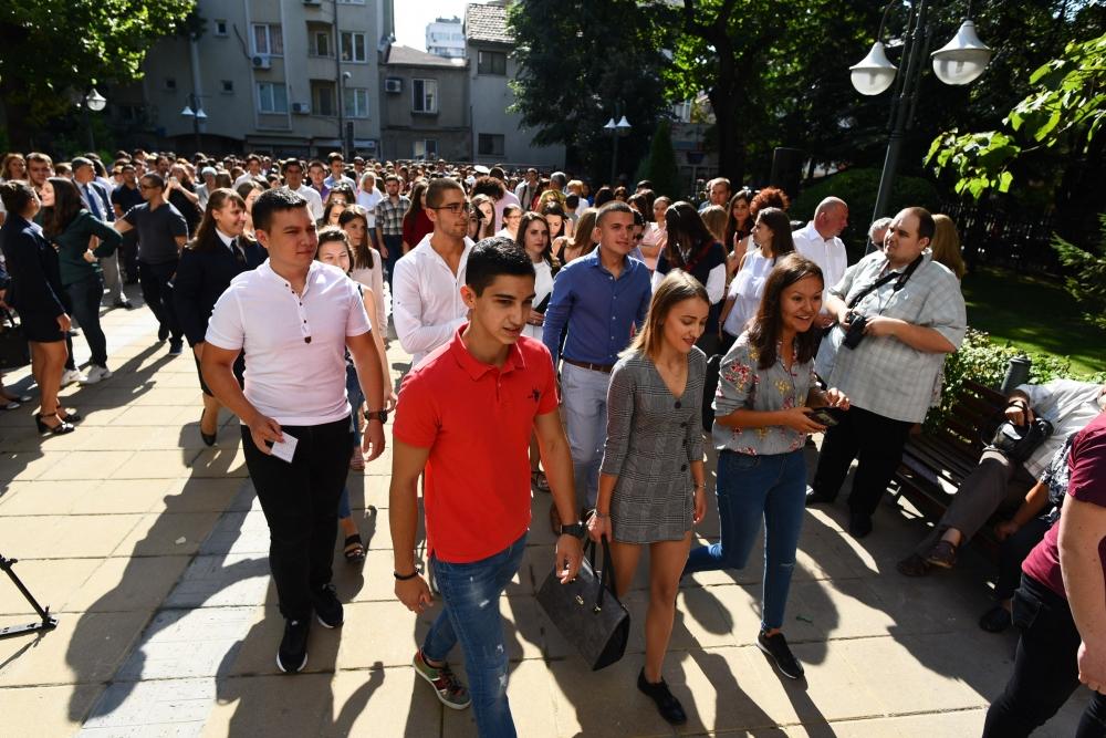 МУ-Варна обяви класирането за магистри
