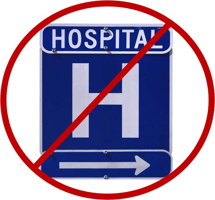 Откриването на нови болници замря