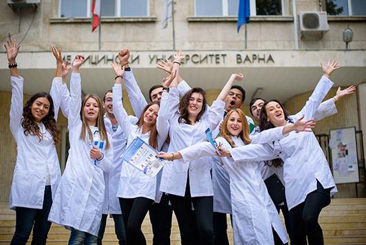 1600 чужденци в МУ-Варна