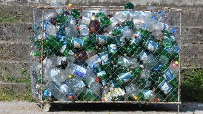 Използваме 1 млн. пластмасови шишета на минута