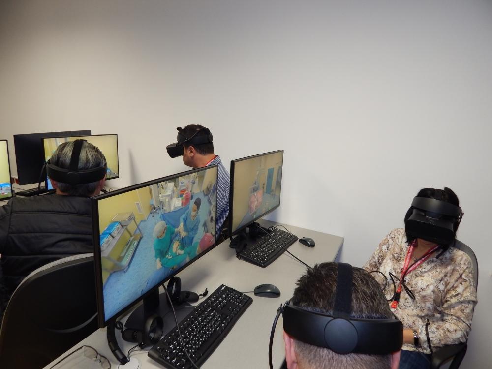 МУ-Плевен с лаборатория за виртуално обучение