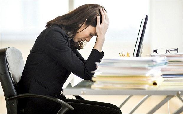 Преумората от работа е болест