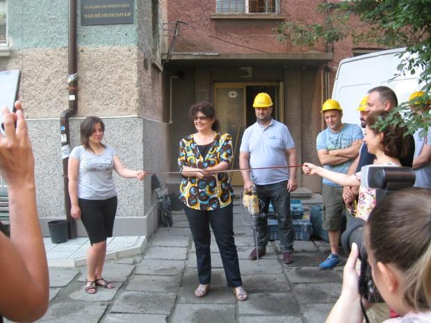 Първа копка на 5 иновативни лаборатории в Пловдив