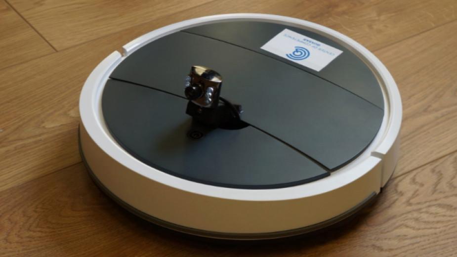 БГ-учени създадоха робот за дезинфекция