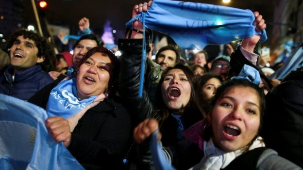 Аржентина отхвърли аборта