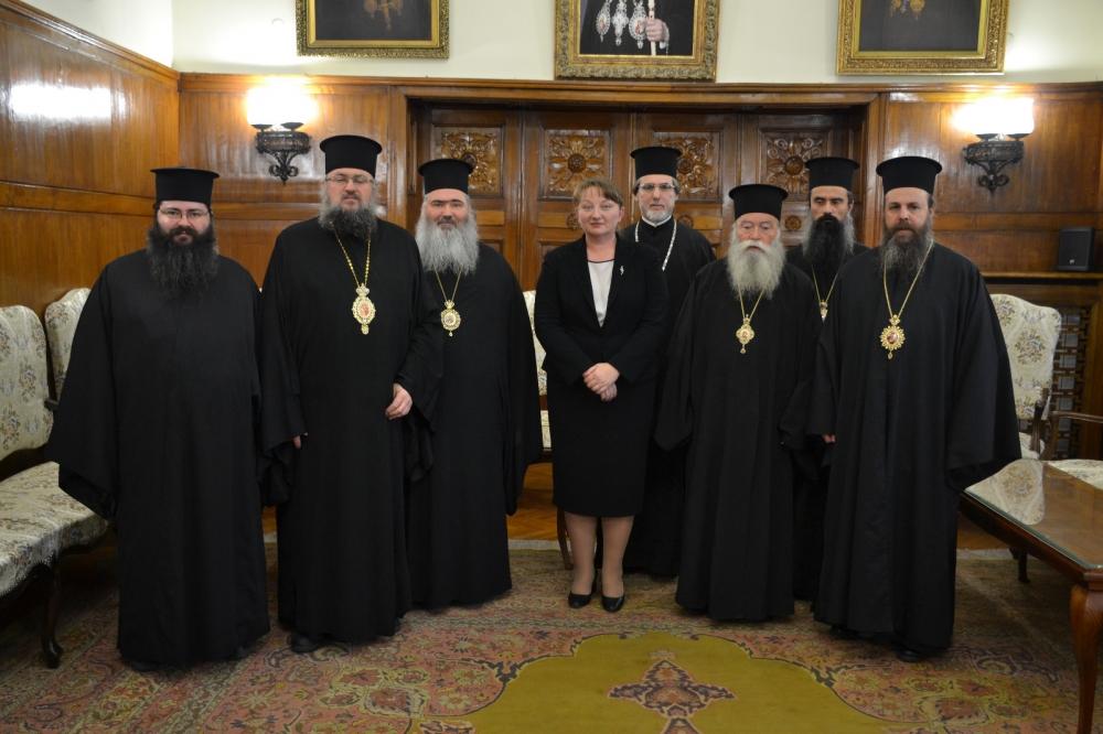 Църквата подкрепи отлагането на Закона за социалните услуги