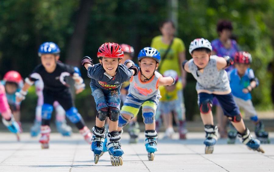 Как децата ни да се пързалят безопасно
