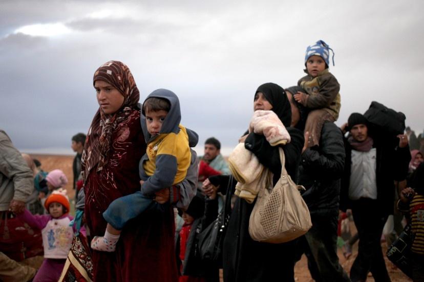 Случаите на детски паралич в Сирия растат