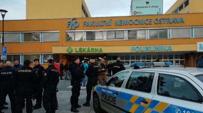 Стрелба в Чешка болница взе живота на шестима(ОБНОВЕНА)