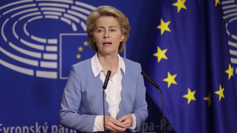 ЕС осигурява 37 млрд. евро срещу Ковид-19