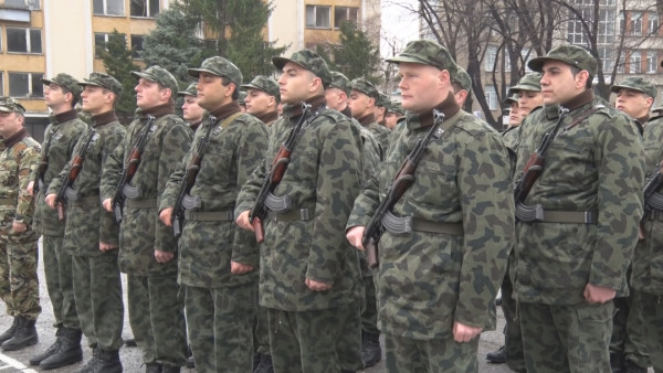 Психопреглед и на доброволците за армията
