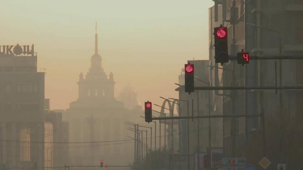 Мръсен въздух в София и днес