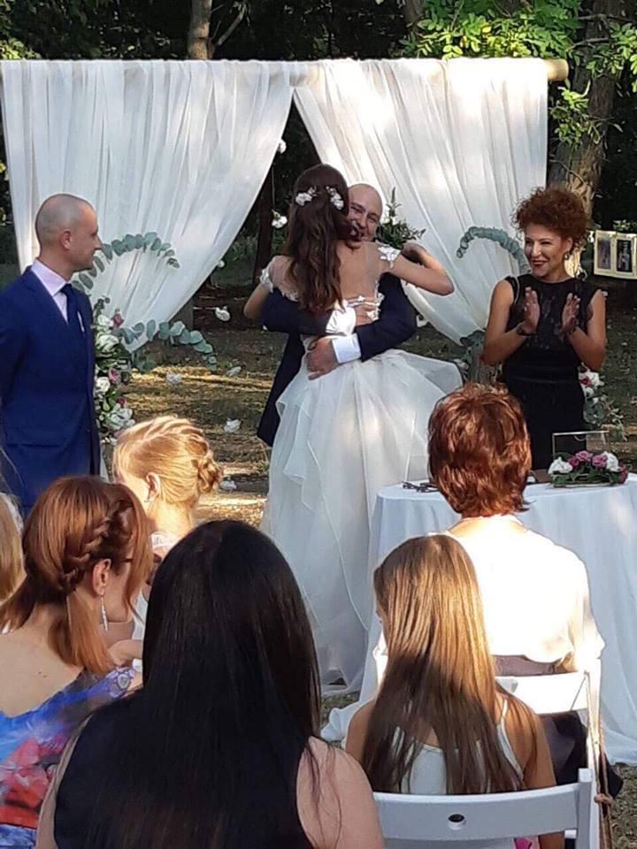 Младоженци дариха 2000 лв. за апарат