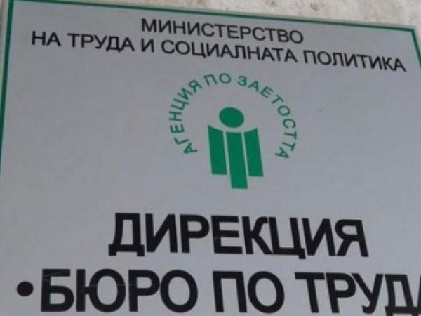 Фалшива страница на Агенцията по заетостта