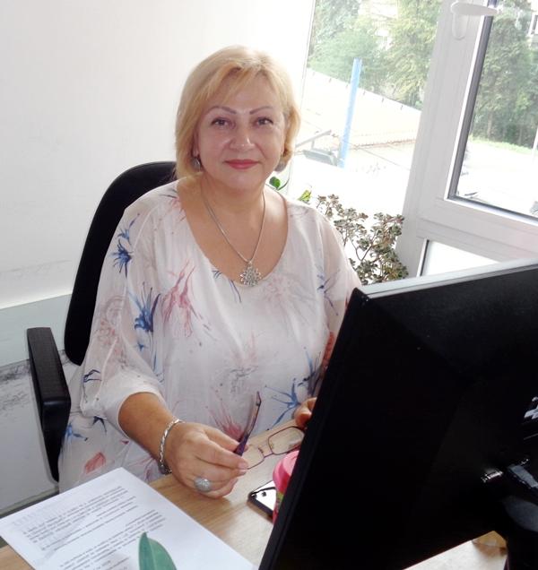 Петя Недкова, председател на Националния съвет по качество на БАПЗГ